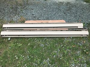 "2 electric heater 74"" long"