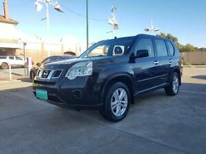 2010 NISSAN X-TRAIL 4x4 MANUAL 4 DOOR WAGON 6SP GREAT CONDITION Victoria Park Victoria Park Area Preview