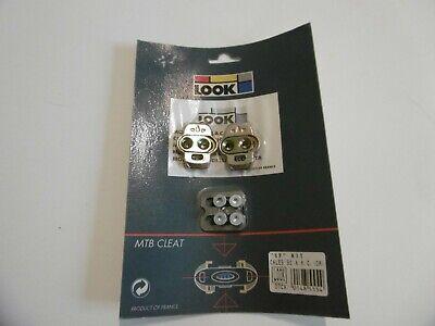 Look MTB Cleat SP KIT S2 A.R.C. OR DTCA Made In France New In Bag