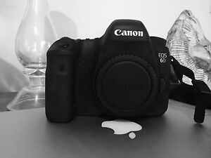 Canon EOS 6D $1600 NEG. Great condition, shutter count <1000! Bondi Junction Eastern Suburbs Preview