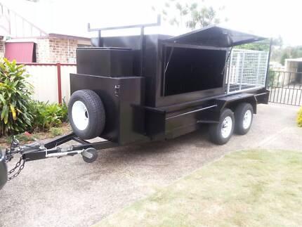NEW>EXTREME H/DUTY 15X5 OFF ROAD TRADESMAN TRAILER>AUSSI BUILT Brisbane Region Preview