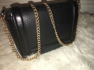 H&M Small Evening Purse W/ Chain