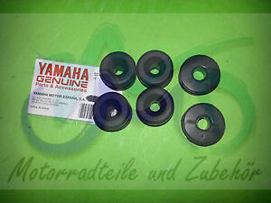 Yamaha-Dt250-Dt400-DT-MX-Cubierta-Lateral-Tapa-Goma-Kit-Apagador-SIDE-COVER