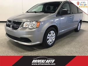 2015 Dodge Grand Caravan SE/SXT CLEAN CARPROOF, REAR DVD, REM...