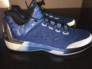 ADIDAS CRAZYLIGHT BOOST PRIMEKNIT ANDREW WIGGINS SIZE 10.5 US Unanderra Wollongong Area Preview