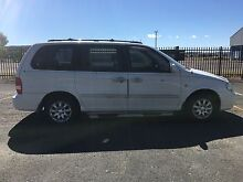 KIA KV11 Carnival 3/04  Sell Complete or Wreck Goulburn 2580 Goulburn City Preview