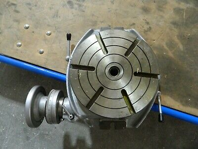 Phase Ii 10 Horizontal Rotary Machining Table 3mt Taper 220-010