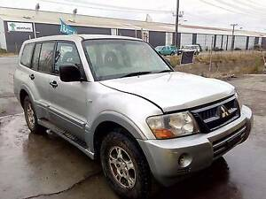 Wrecking 03 #Mitsubishi #Pajero NP AT #4WD 170404 Port Adelaide Port Adelaide Area Preview