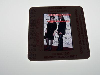 Original Photo 35mm Slide Billy Ray Cyrus & Marie Osmond # 11