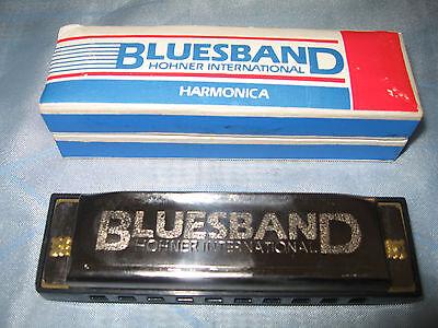 Hohner Bluesband  International Harmonica Mundharmonika, OVP. m.Beipackzettel ()