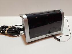 G3 - Timex Led Alarm Clock Radio Model T256