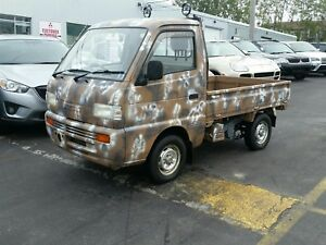 1994 Suzuki Carry 600 4x4