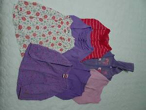 Girls size 2 clothing Bethania Logan Area Preview