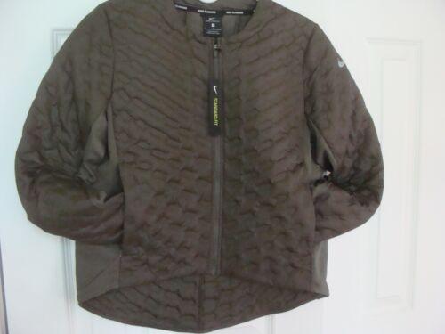 Women's Nike Aeroloft Running Jacket 929132 209 Size S, M
