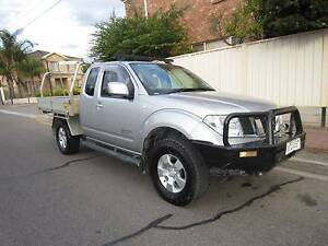 2008 Nissan Navara Ute Newton Campbelltown Area Preview