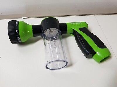 High Pressure Garden Hose Foam Nozzle Foam Car Washer Water Sprayer, #a09 for sale  Garden Grove
