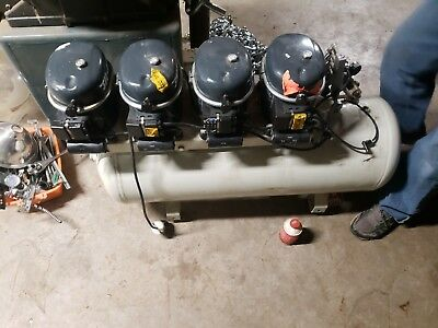 Silentaire Sil-air 150-50 Air Compressor. Insanely Quiet Unit