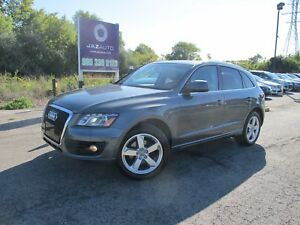 2012 Audi Q5 3.2L Premium LOADED CLEAN CAR PROOF NAVI/REAR CAM/