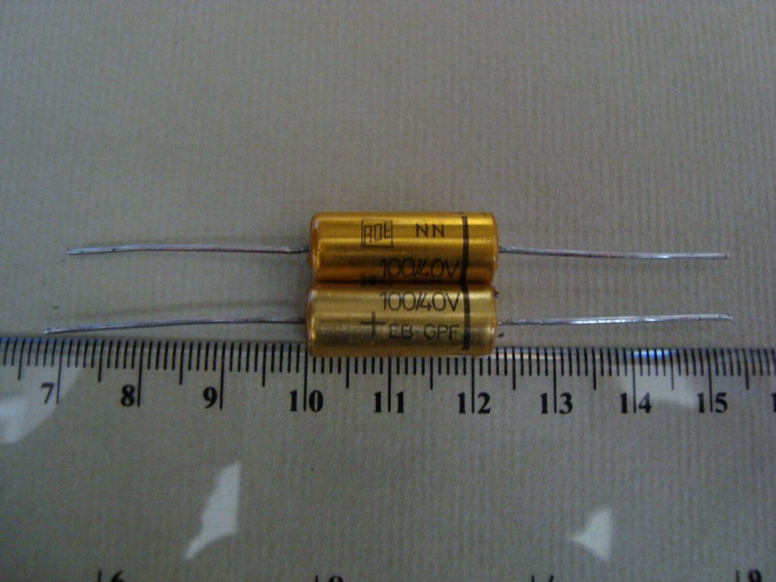 Superkondensator Ultra-Kondensator SuperCap 2,7V 300F 35 x 62mm 1 Stück