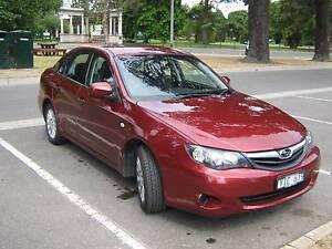 2011 Subaru Impreza Sedan Brown Hill Ballarat City Preview