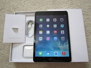 Apple iPad mini with Retina Display 2nd Gen 16GB, Wi-Fi, 7.9in - Space Gray