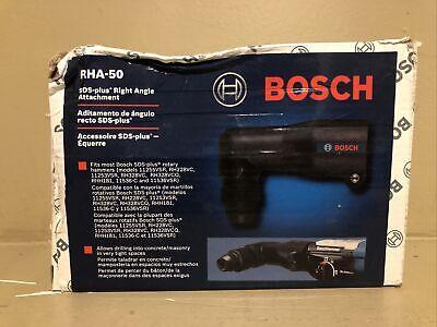 Bosch Rha-50 Sds-plus Right Angle Attachment New Open Box