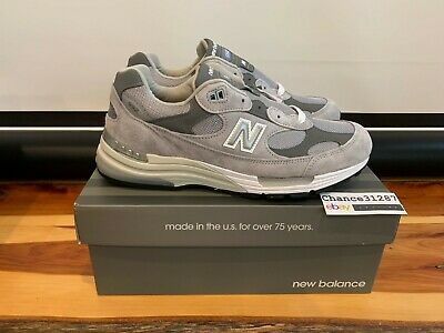 New Balance 992 M992GR Grey sz. 11 DS
