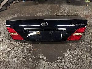 Lexus LS430 trunk 01/03