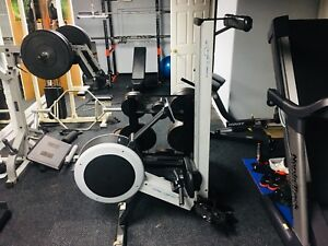 Rower Commercial gym equipment Fitness Cardio