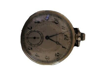 Old Hamilton pocket watch