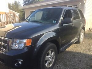 2008 Ford Escape for sale as is