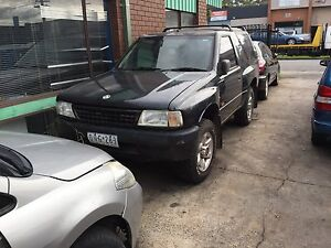 Wrecking Holden frontera 1999 Dandenong South Greater Dandenong Preview