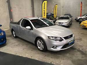 2009 Ford Falcon XR6 Ute RENT TO OWN FINANCE 5 YEAR WARRANTY Arundel Gold Coast City Preview