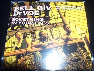 Bell Biv Devoe Something In Your Eyes CD Single – Like New