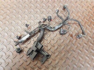 AUDI A5 2.0 TFSI PETROL MANUAL 2012 FUEL INJECTOR WIRING LOOM HARNESS 06H971627