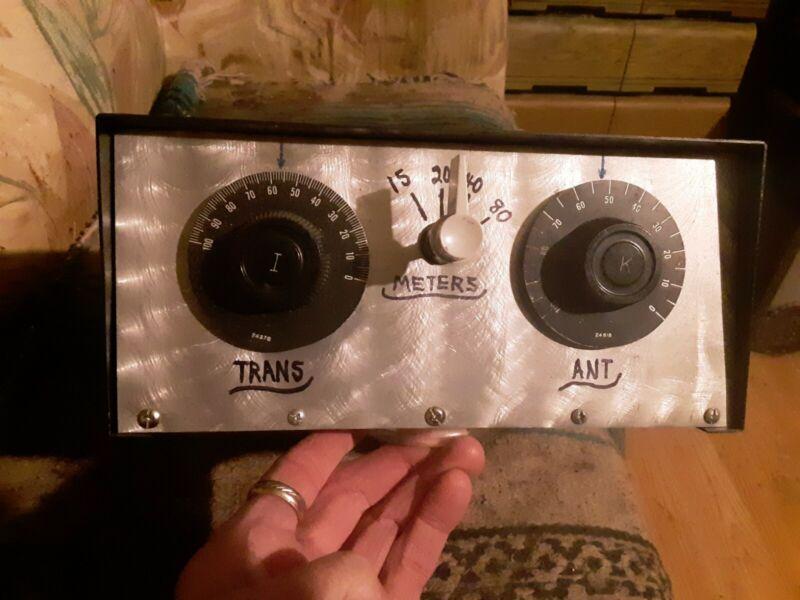 Antenna Tuner (Homemade)