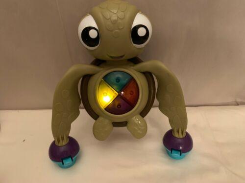 Bright Starts Disney Finding Nemo Jumper Replacement Turtle Light & Sound Squirt