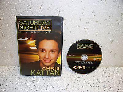 Saturday Night Live Best of Chris Kattan DVD