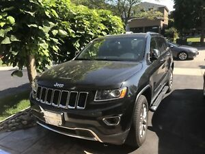 2014 Grand Cherokee Limited Edition