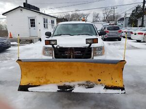 2009 Gmc Sierra 1500 With Plow! SL