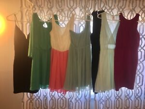 13 dresses for for sale. 50$ for whole lot!