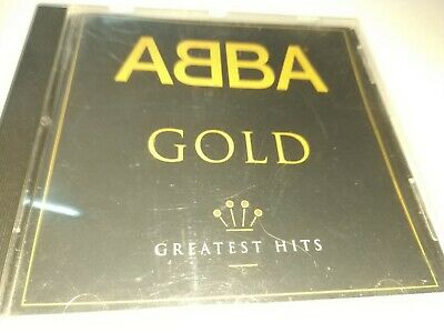 Gold: Greatest Hits by ABBA (CD, 1992, PolyGram)