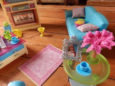 Barbie Furniture 2002 living room