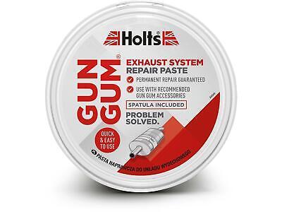 Holts Gun Gum Repair Paste Exhaust Muffler Silencer Flexiwrap Putty Kit (200g)