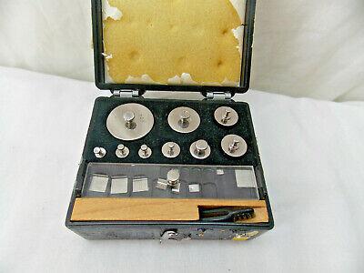 Denver Instrument 354254-2 100g-1mg Weight Set