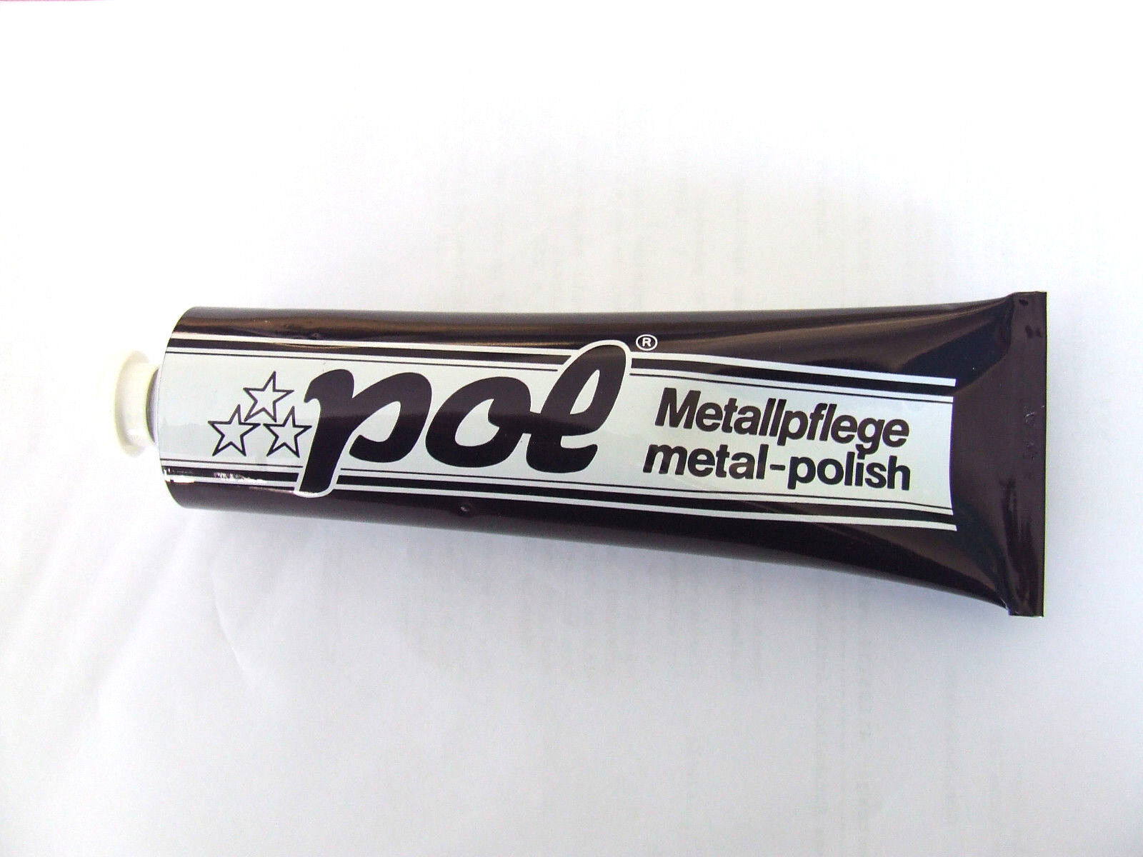 POL Metallpflege (metal polish) Tube mit 150 ml (Politur)