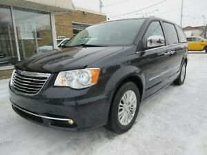 2014 Chrysler Town & Country LIMITED 8 PNEUS+8 MAGS