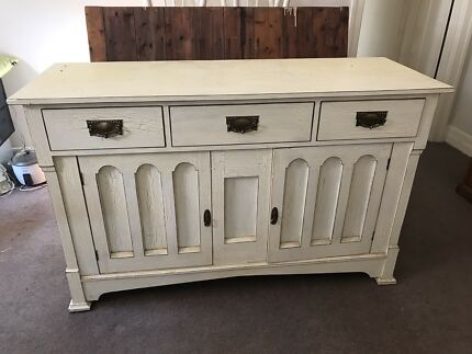 Sideboard bench