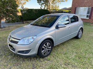 2008 Holden Astra CDX 4 Sp Automatic 5d Hatchback