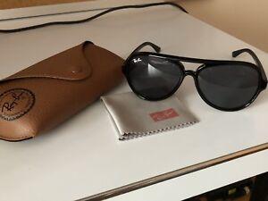 Rayban Cat 5000 Lunettes Sunglasses
